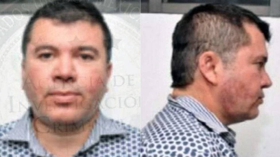 """Trasladaron al Penal del Altiplano a """"El Cuini"""", líder de """"Los Cuinis"""" y cabecilla del Cártel Jalisco Nueva Generación"""