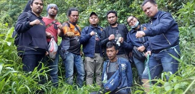 Sembunyi di Puncak Hutan Sumbar, Pelaku Penembakan Warga Semerap Ditangkap