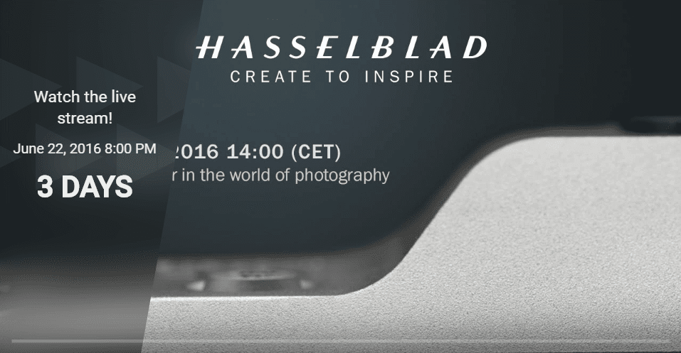 Hasselblad To Launch A Game Changer In Mobile Photography?