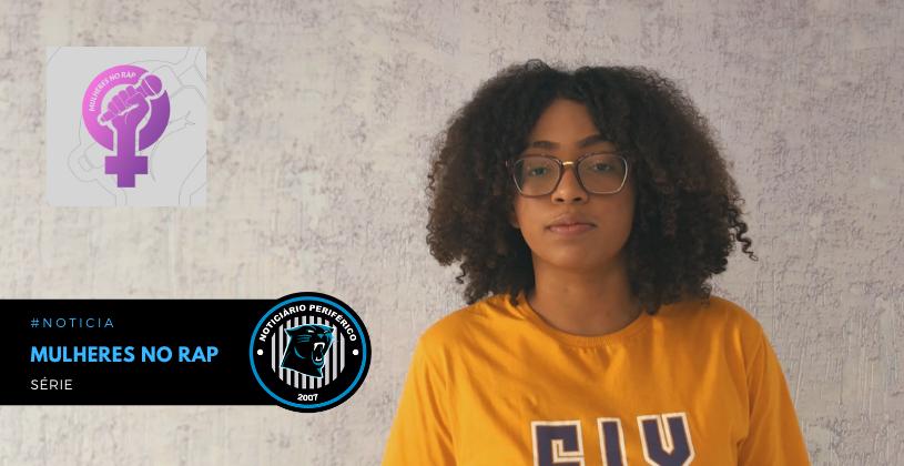 O canal Mulheres no Rap vai contar a história de algumas Mães do Hip Hop