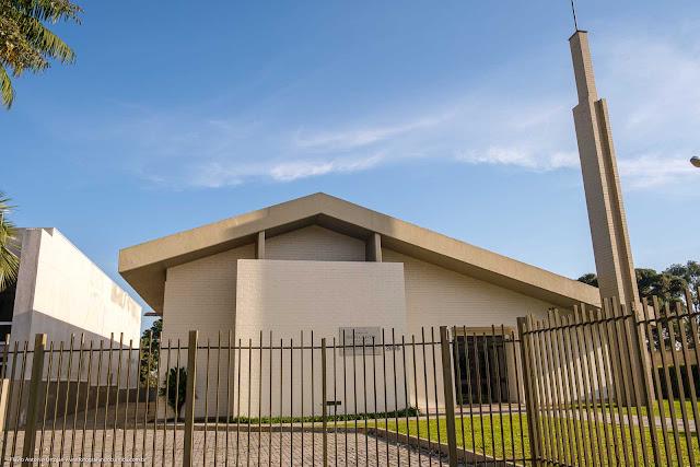 Capela da Igreja de Jesus Cristo dos Santos dos Últimos Dias - Ala Ahú