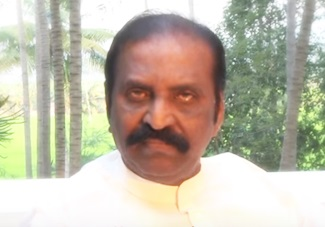 Lyricist Vairamuthu expresses regret over Andal controversy