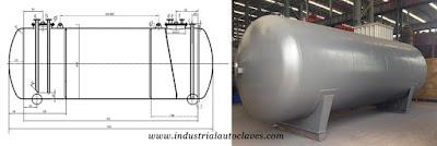 Oil Storage Tank Of Strength Equipments