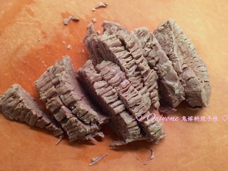 鬼嫁料理手帳: 清湯蘿蔔燉牛腩 (附食譜)