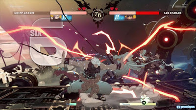 Guilty Gear Strive Review - Visual stunning and adrenaline full music