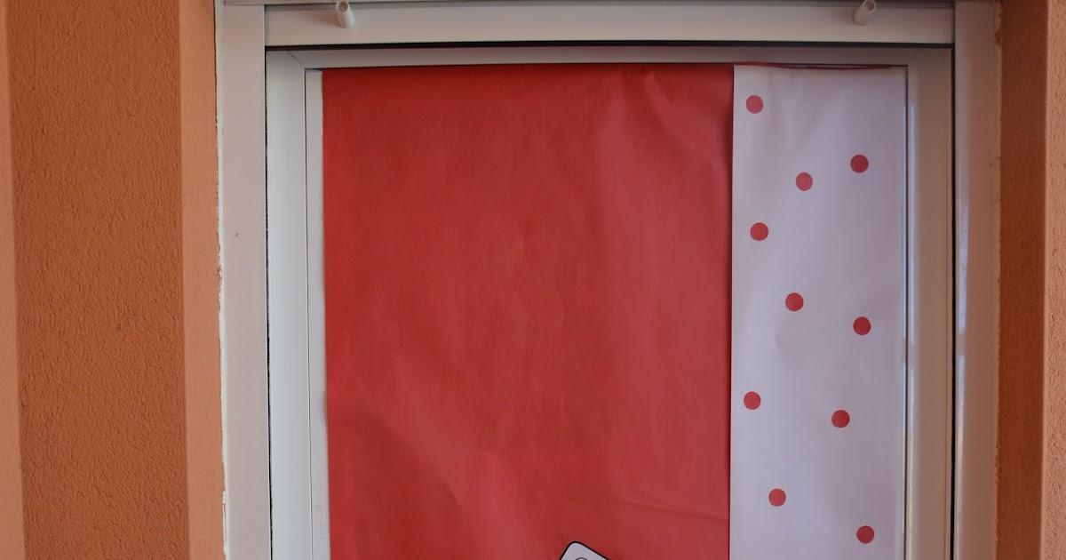 Puertas Del Cole Decoradas De Navidad