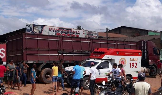 Acidente de trabalho tira a vida de dono de marmoraria na cidade de Uruará