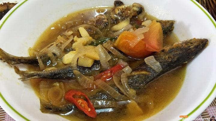 Ikan Masak Asam