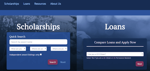 موقع-International-Scholarships-للبحث-عن-منح-دراسية