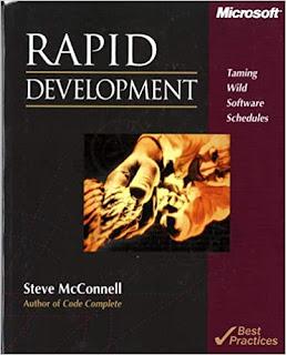 Rapid development by Steve McConnell PDF