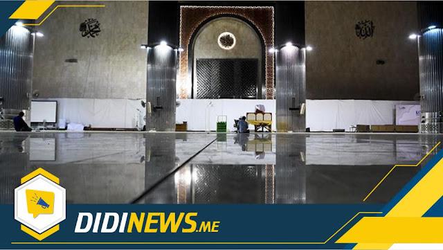 Jokowi Memastikan Tidak Ada Larangan Beribadah selama Pandemi COVID-19