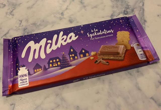 Milka Spekulatius - Spice Biscuit