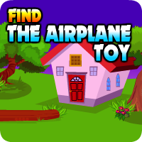 AVMGames Find The Airplane Toy Walkthrough