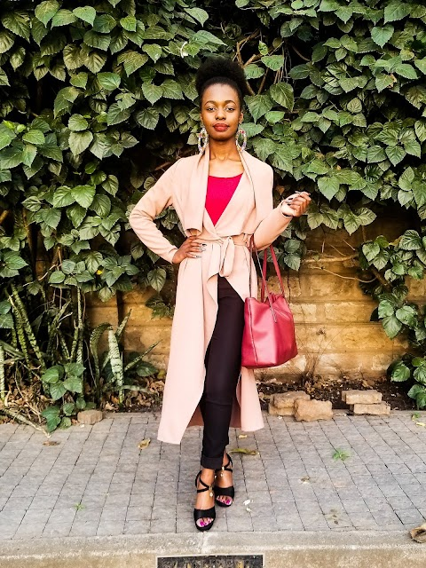 How To Look Chic While Wearing A Duster