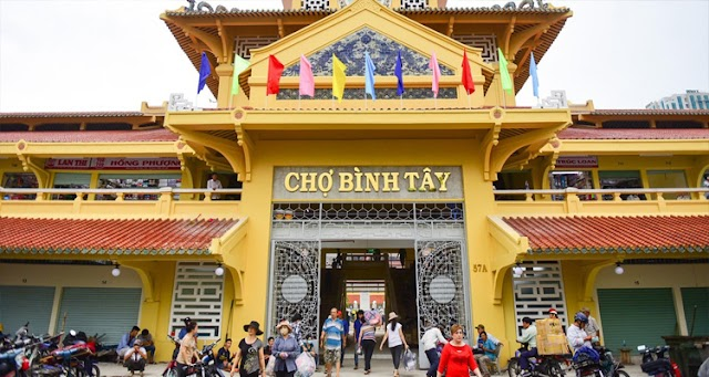 The 10 venues attracting foreign tourists in HCM City