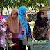 Bersama Masyarakat, Lurah Tonatan Dirikan Kebun Posyandu