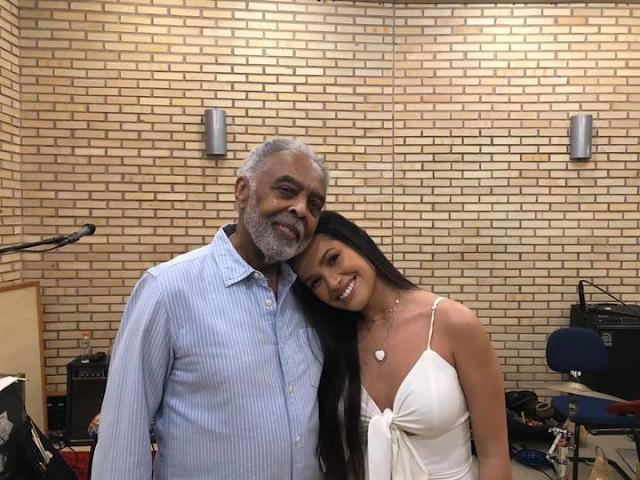 Juliette vai participar de live de Gilberto Gil