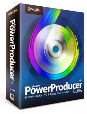 Download CyberLink PowerProducer 6 Ultra