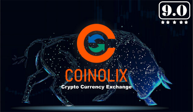 Coinolix Exchange (CLX) ICO Review, Ratings, Token Price