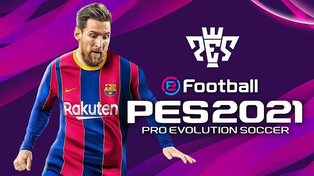 eFootball PES 2021 تحميل مجانا