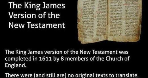 roadside chat  the king james version and a bogus meme