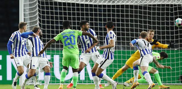 Hertha BSC vs Wolfsburg – Highlights