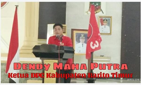 DPC PDIP Bartim Siap Menangkan Dan Memerahkan Wilayahnya Kembali