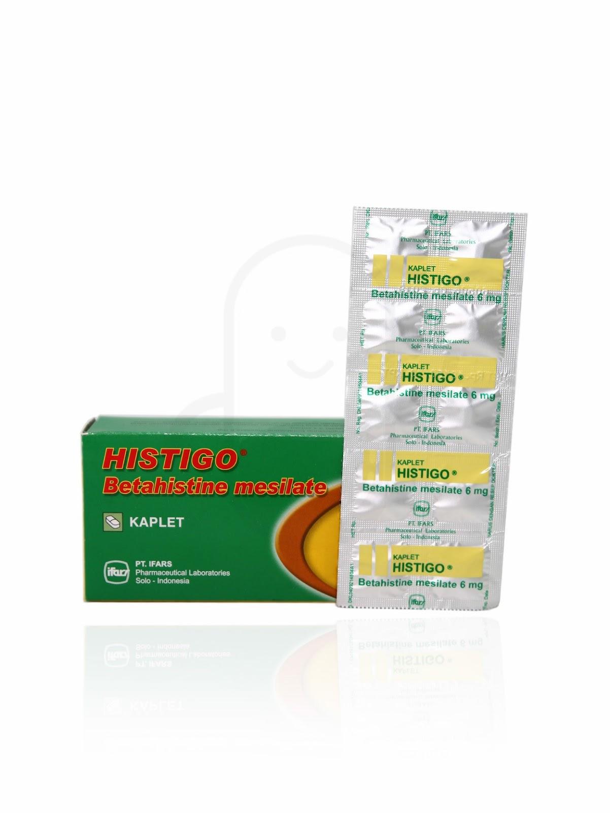 diabetes betahistine adalah obat