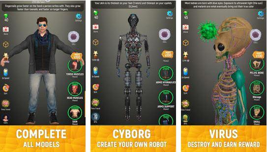 download Idle Human Mod Apk 2