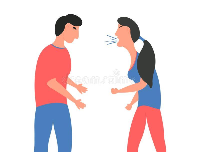 قصة جميلة تحكي عن غضب زوج من زوجته