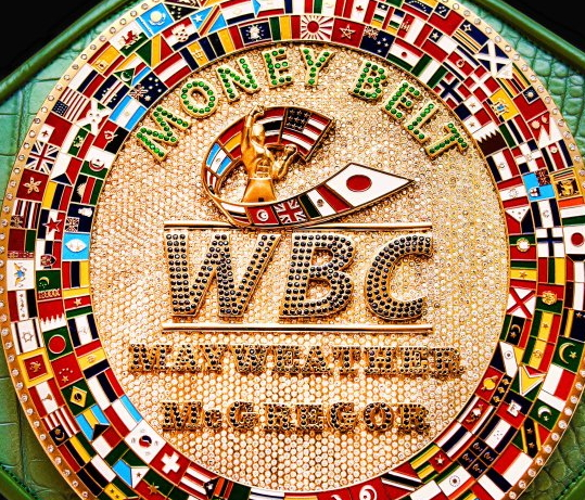 wbc money belt