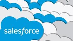 Salesforce Sales Cloud Certification Practical Test-100%PASS