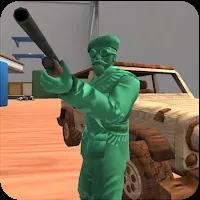 Army Toys Town Mod Apk