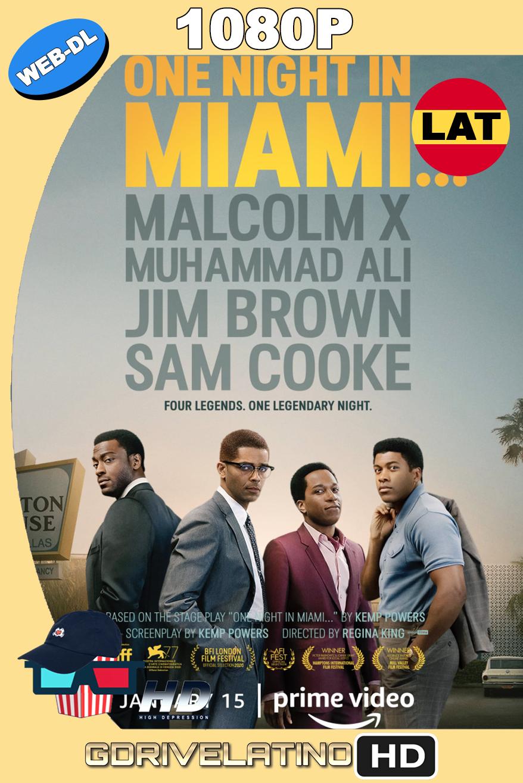 Una Noche en Miami… (2021) AMZN WEB-DL 1080p Latino-Ingles MKV