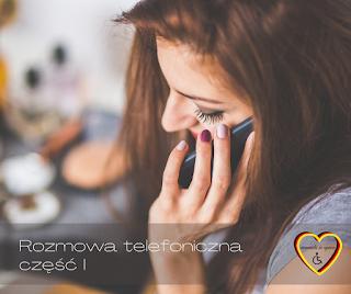 Rozmowa telefoniczna - Część 1. Opiekunka dzwoni do... :)
