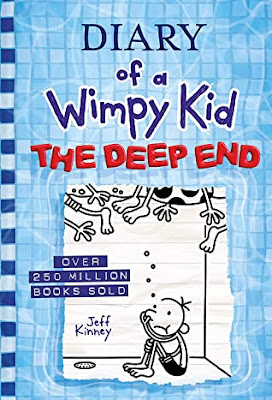 The Deep End by Jeff Kinney
