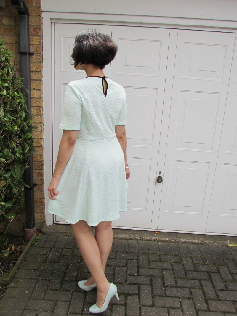 New Look fit and flare dress