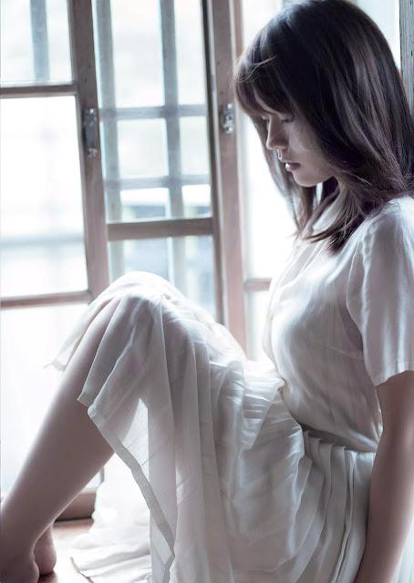 Kasumi Arimura 有村架純 Weekly Playboy 2016 No 3-4 Pictures 05