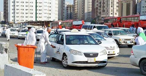 Jelang Wukuf di Arafah, Tarif Taksi di Makkah Yang Biasanya 3 Riyal Jadi 100 Riyal