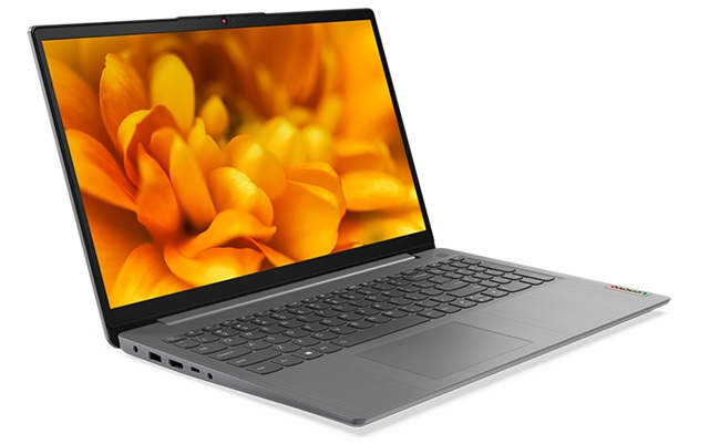 Lenovo IdeaPad 3i 15ITL6: ultrabook Core i5 con disco SSD, teclado QWERTY en español y Wi-Fi 6