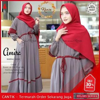 Jual RRJ085D197 Dress Amira Maxy Wanita Vg Terbaru Trendy BMGShop