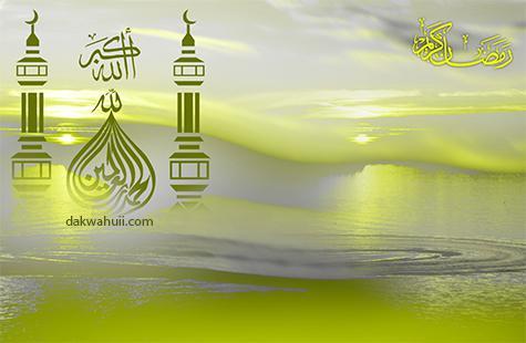 Kata Maaf Ucapan Selamat Berpuasa Menyambut Bulan Suci Ramadhan 1440