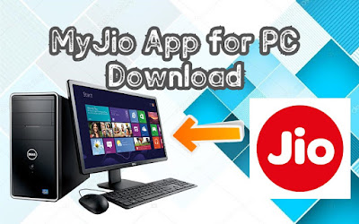 MyJio app for PC Download