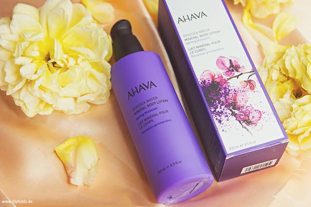 AHAVA - Mineral Body Lotion 'Spring Blossom'