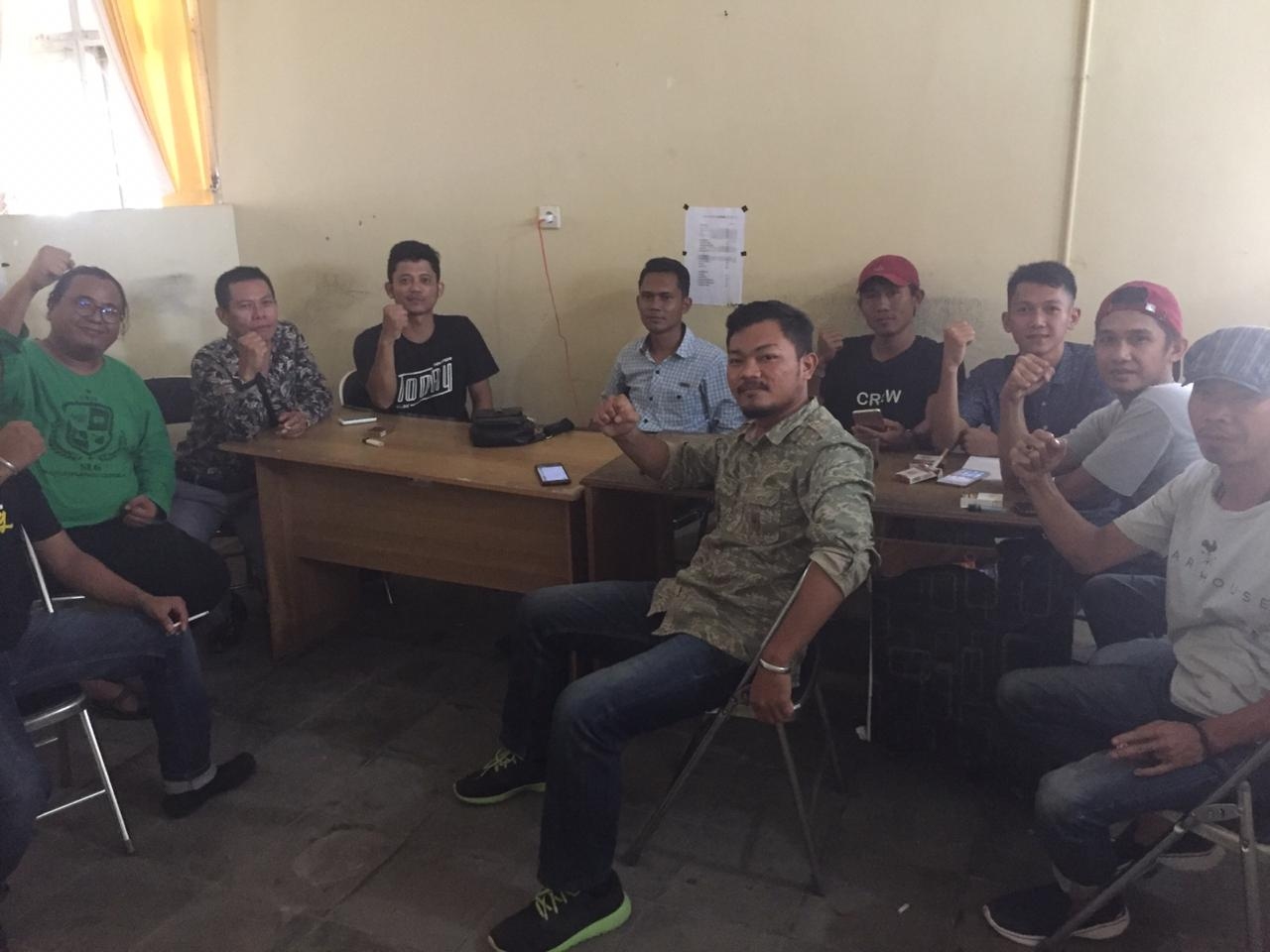 Pengurus dan  keanggotaan IWO Lampung Selatan Dideklarasikan