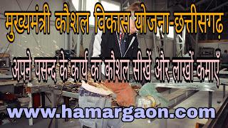छत्तीसगढ़ मुख्यमंत्री कौशल विकास योजना की पूरी जानकारी chhattisgarh mukhyamantri kaushal vikas yojana