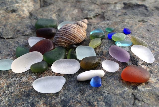 جواهر,البحر,زجاج البحر,المحيطات,الأنهار,المد,الجزر