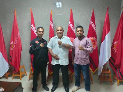 Panglima LPI ACEH Silaturrahmi ke KeTum PAS di jakarta, membuat MOU program sosial di Aceh