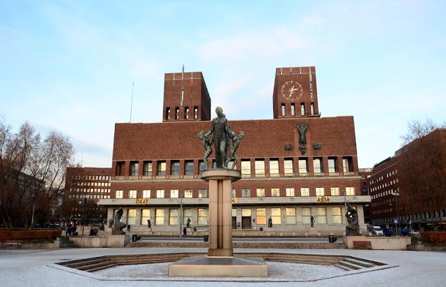 Ruta de 4 días por Oslo - que ver en oslo, ayuntamiento