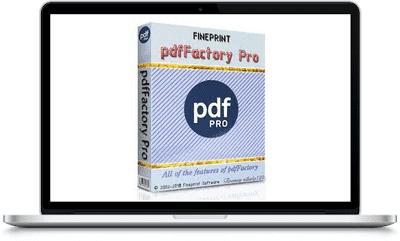 pdfFactory Pro 7.21 Full Version
